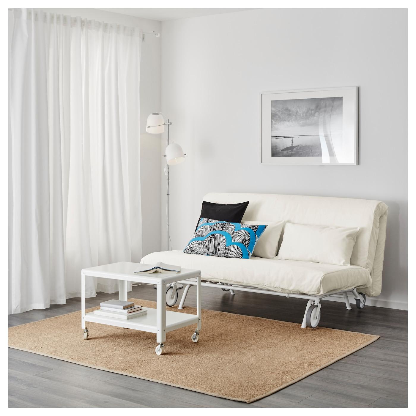 Ikea ps h vet two seat sofa bed gr sbo white ikea - Ikea ps divano letto ...