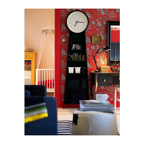 ikea ps pendel floor clock black 56x198 cm ikea