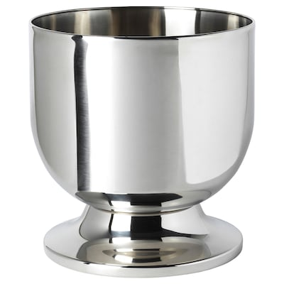INBJUDEN Wine cooler, stainless steel, 20 cm