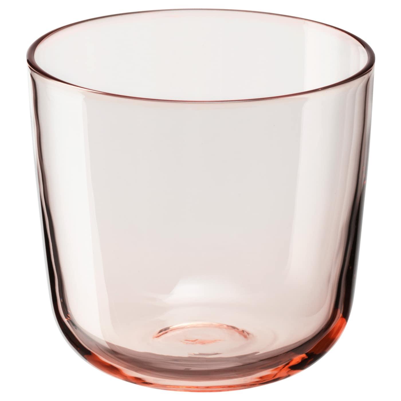 intagande glass light pink 26 cl ikea. Black Bedroom Furniture Sets. Home Design Ideas