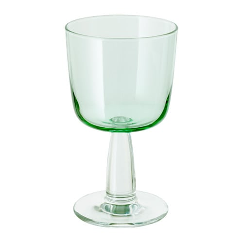 IKEA INTAGANDE wine glass