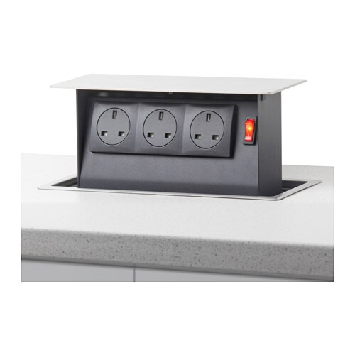 Outdoor Kitchen Electrical Outlet For Home Design Great: INTENSITET Pop-up Power Socket