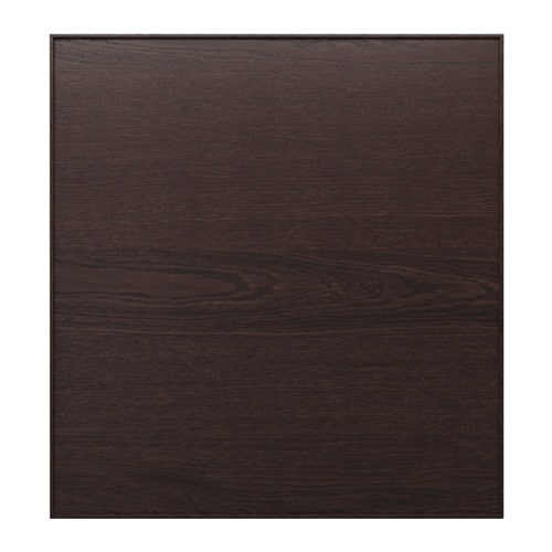 IKEA INVIKEN door Veneer is a durable natural material.