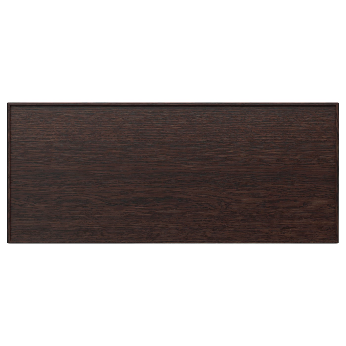 IKEA INVIKEN drawer front Veneer is a durable natural material.