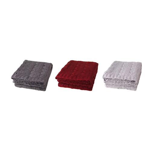IKEA ISGATA throw