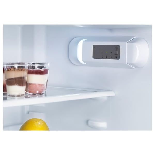 ISIGT Integrated fridge/freezer A+, white, 154/109 l