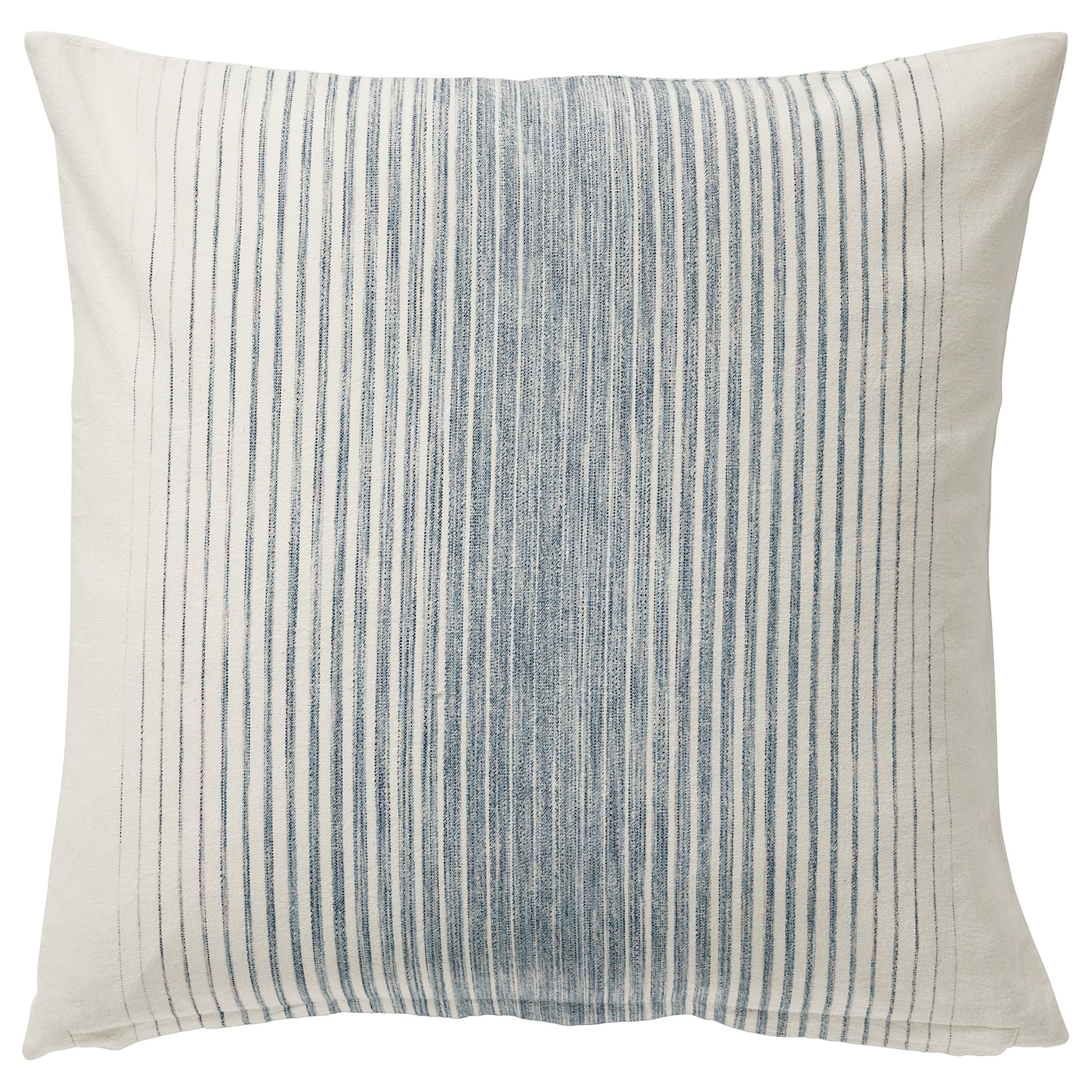 IKEA ISPIGG cushion cover Colours are retained wash after wash thanks to the yarn-dyed cotton.