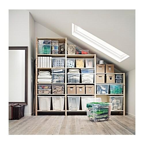 Escalier Rangement Ikea