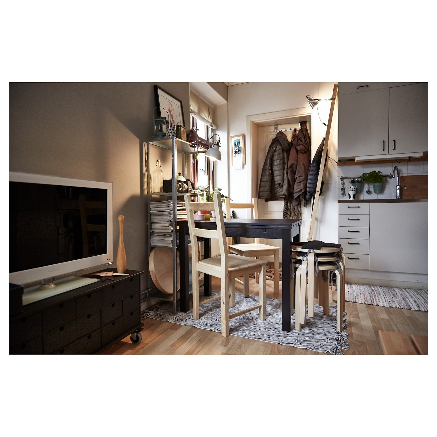 Ivar chair pine ikea - Ikea ivar mobile ...