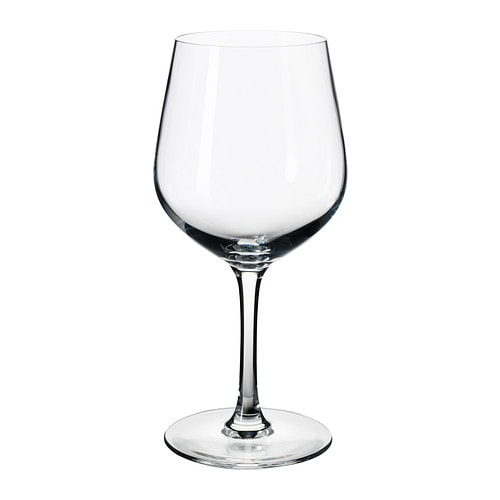 IKEA IVRIG red wine glass