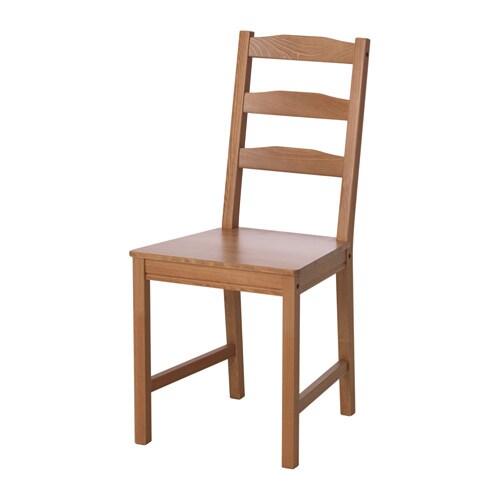 Kitchen Chairs Ikea Dublin: JOKKMOKK Chair Antique Stain