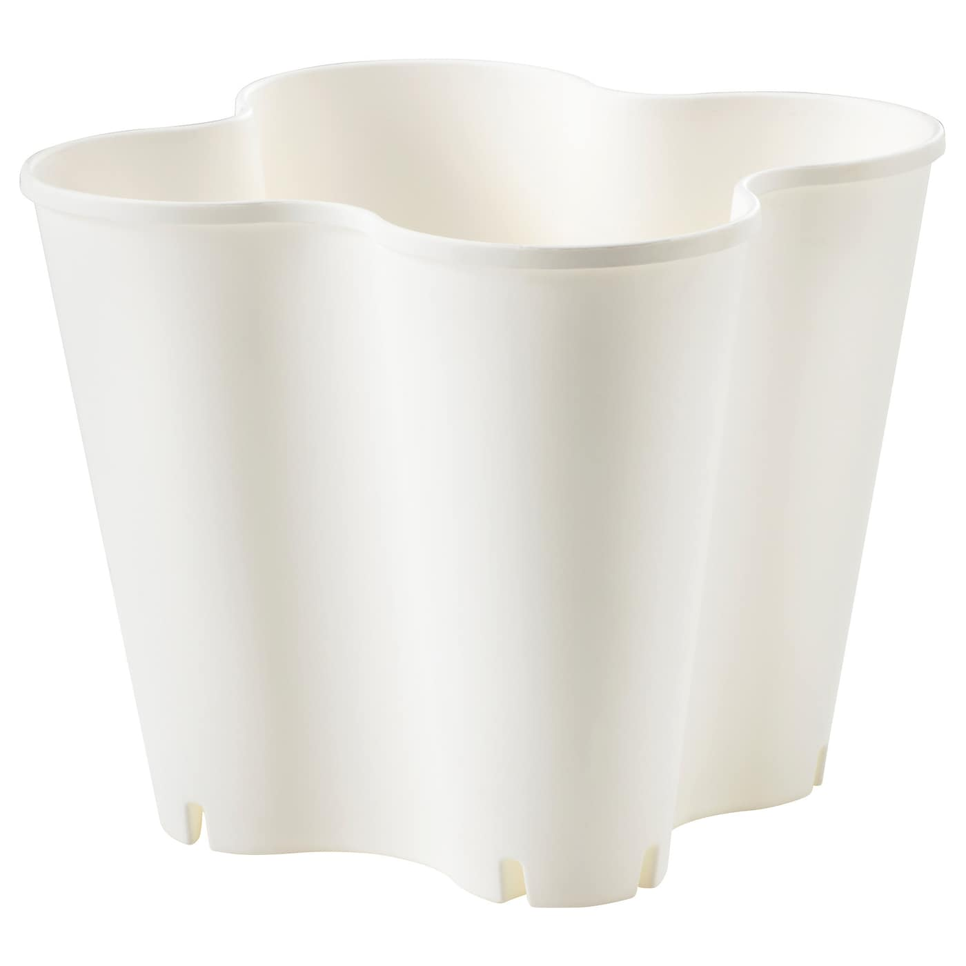 jordgubbe plant pot in outdoor white ikea. Black Bedroom Furniture Sets. Home Design Ideas