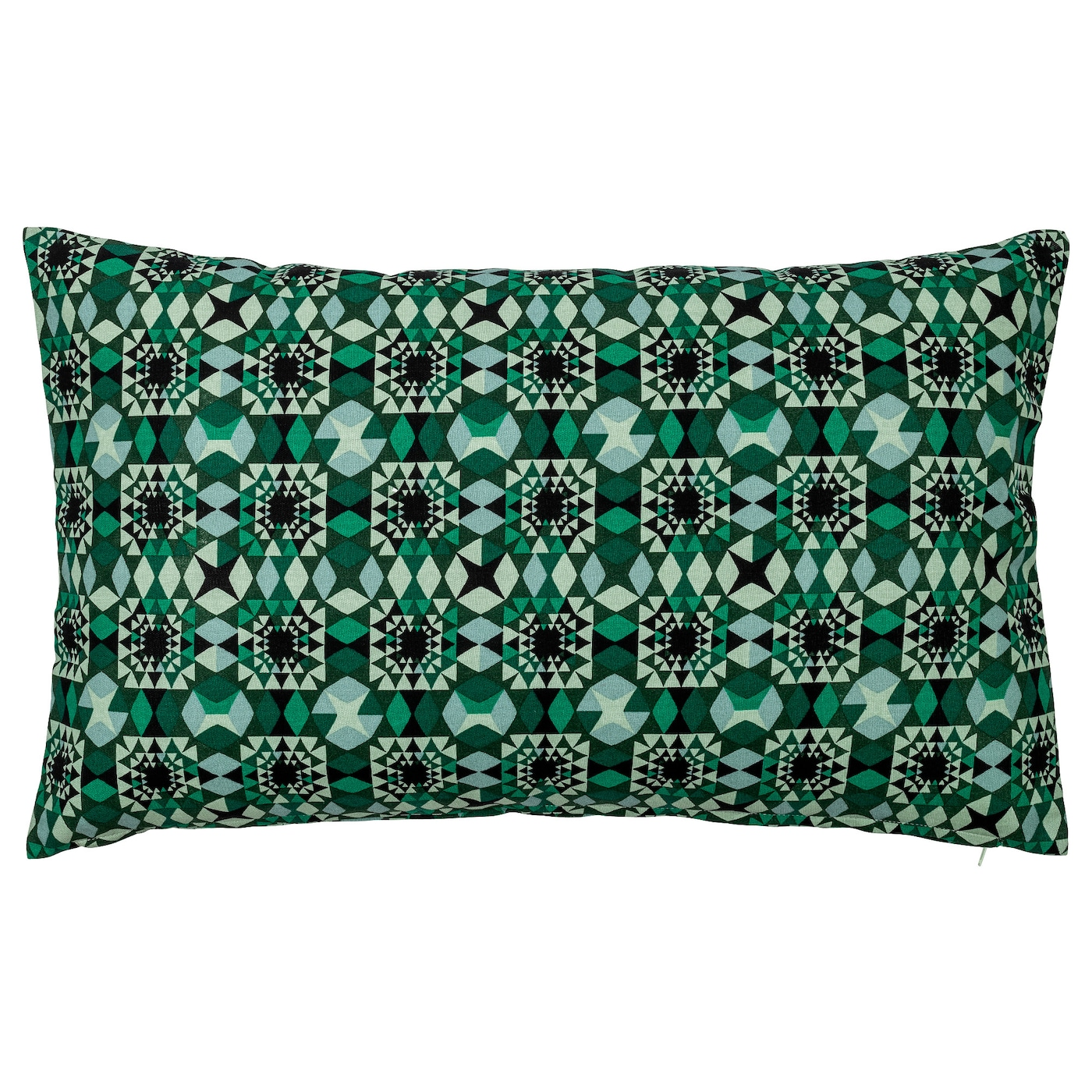 Jorid cushion cover green 40x65 cm ikea - Chaise de jardin solide ...