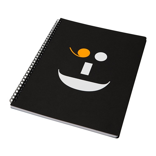 IKEA KÄNNETECKEN note-book