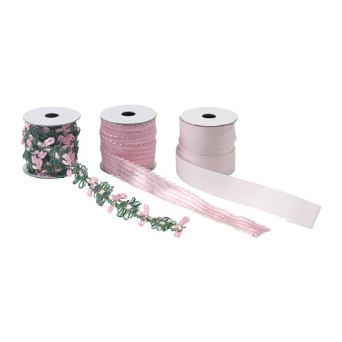 IKEA KÄRESTA ribbon, set of 3