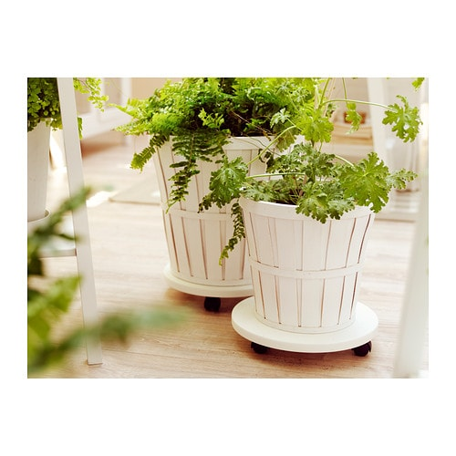 kalasa plant pot white 32 cm ikea. Black Bedroom Furniture Sets. Home Design Ideas