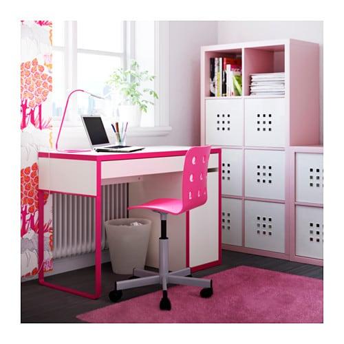 KALLAX Shelving Unit Light Pink 77x147 Cm