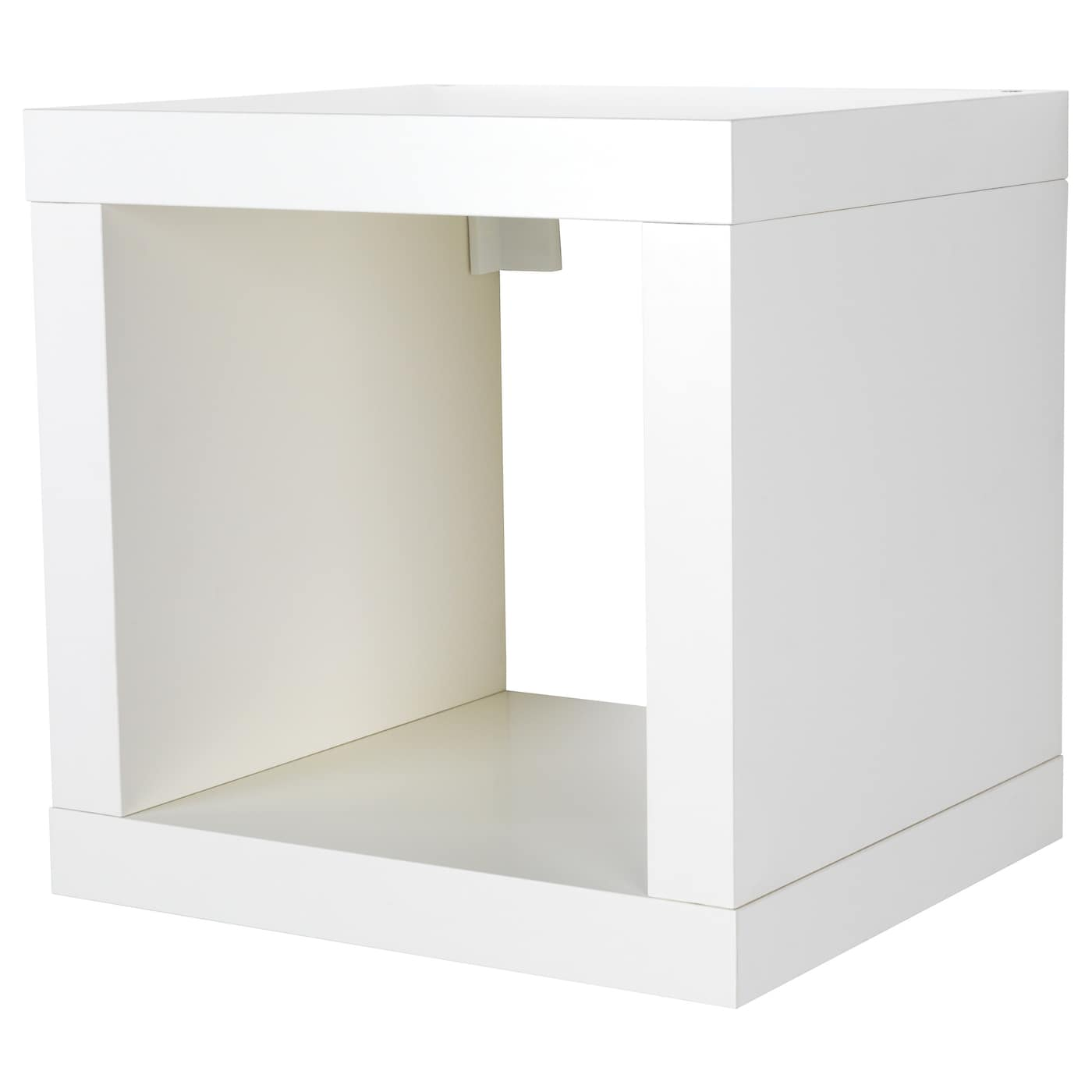 kallax shelving unit white 42x42 cm ikea. Black Bedroom Furniture Sets. Home Design Ideas
