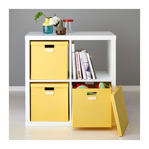 kallax shelving unit white 77x77 cm ikea. Black Bedroom Furniture Sets. Home Design Ideas