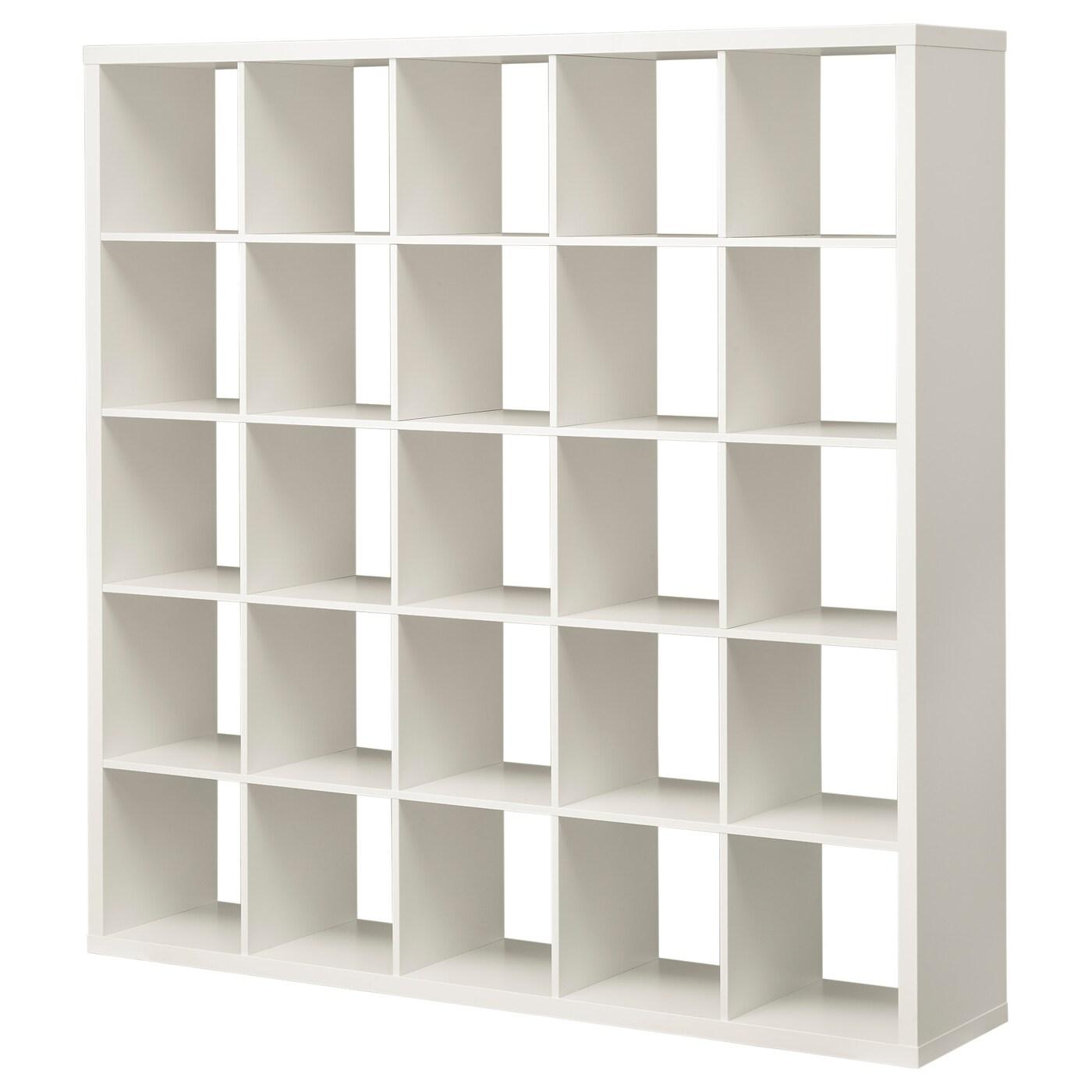 kallax shelving unit white 182x182 cm ikea. Black Bedroom Furniture Sets. Home Design Ideas
