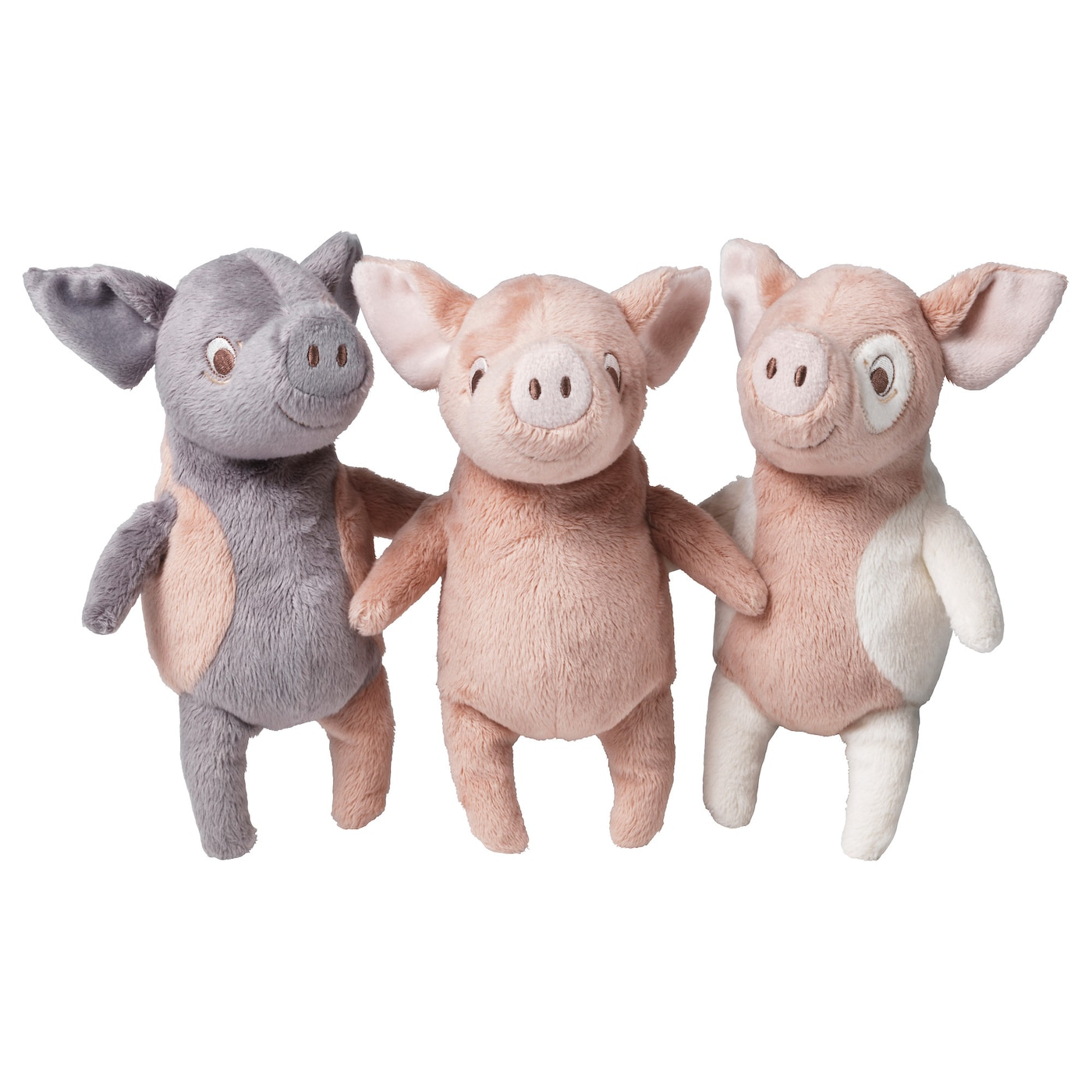 Soft Toys Product : Kelgris soft toy pig assorted designs ikea