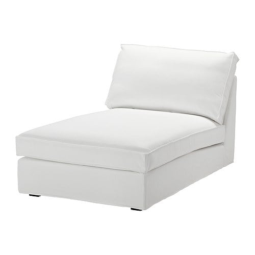 KIVIK Cover for chaise longue IKEA Easy to keep clean; removable, machine washable cover.