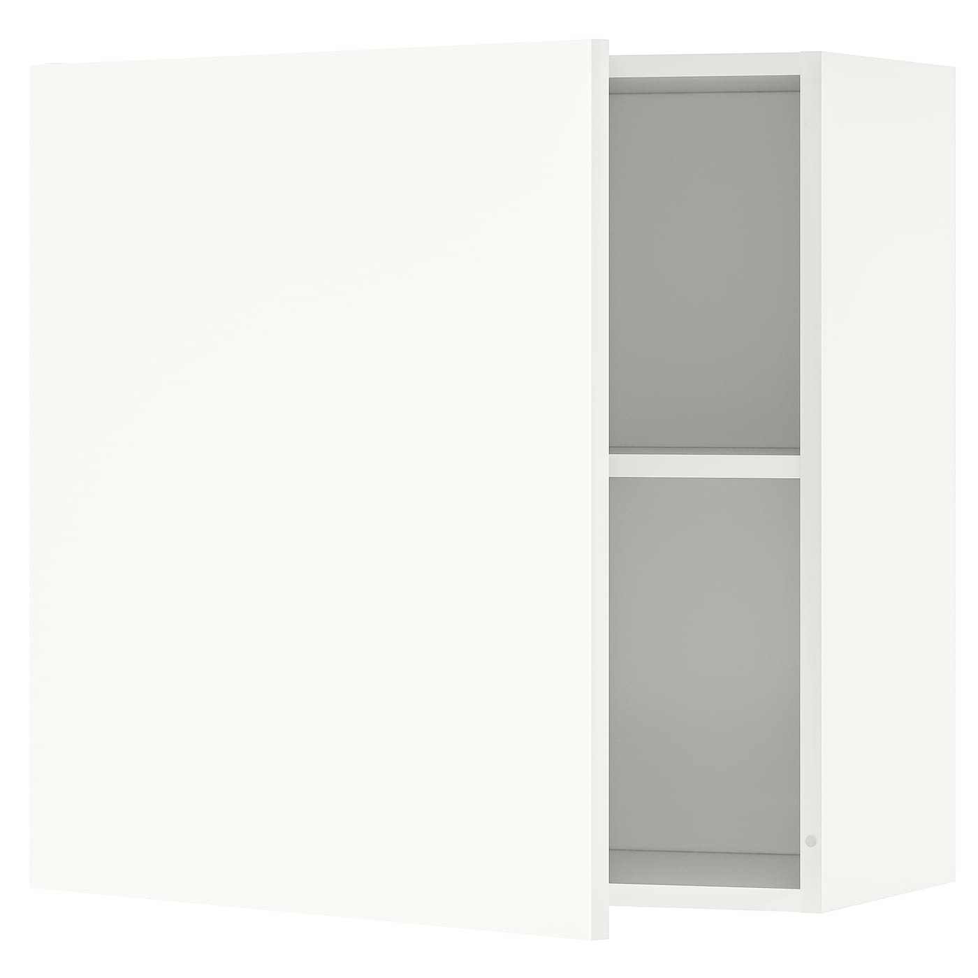 IKEA KNOXHULT wall cabinet with door The door can be mounted to open left or right.