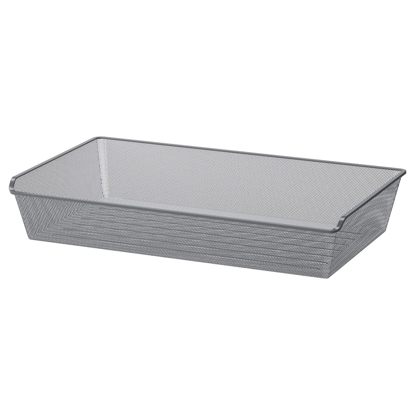 IKEA KOMPLEMENT mesh basket 10 year guarantee. Read about the terms in the guarantee brochure.