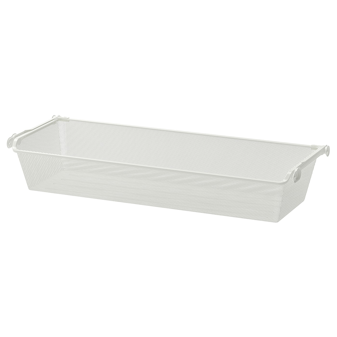 IKEA KOMPLEMENT mesh basket with pull-out rail