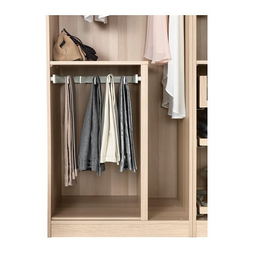 IKEA KOMPLEMENT pull-out trouser hanger