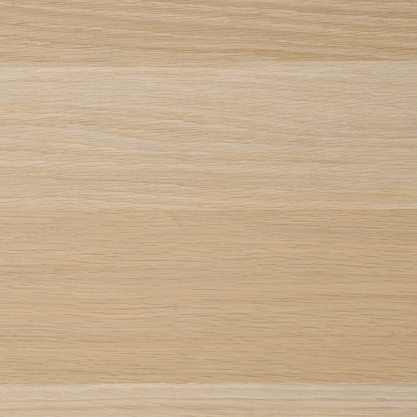 KOMPLEMENT Shelf, white stained oak effect, 75x58 cm