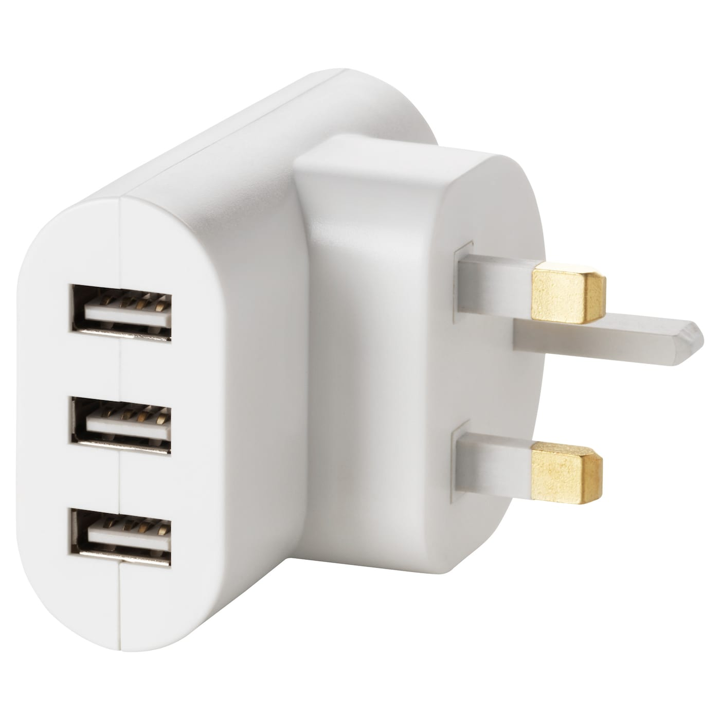 IKEA KOPPLA 3-port USB charger