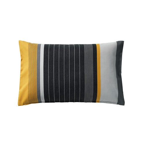Jugendzimmer Einrichtungsideen Ikea ~ IKEA KORNFIBBLA cushion cover The zipper makes the cover easy to