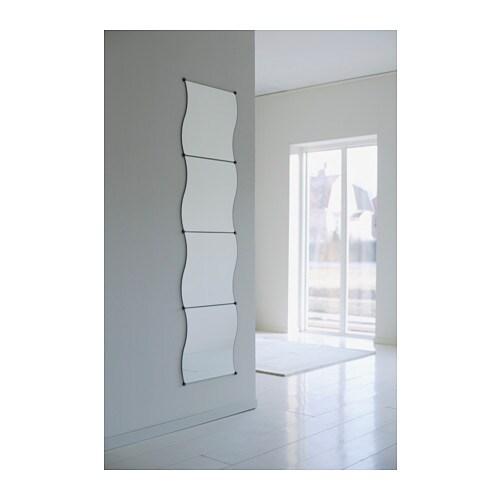 krabb mirror 44x40 cm ikea. Black Bedroom Furniture Sets. Home Design Ideas