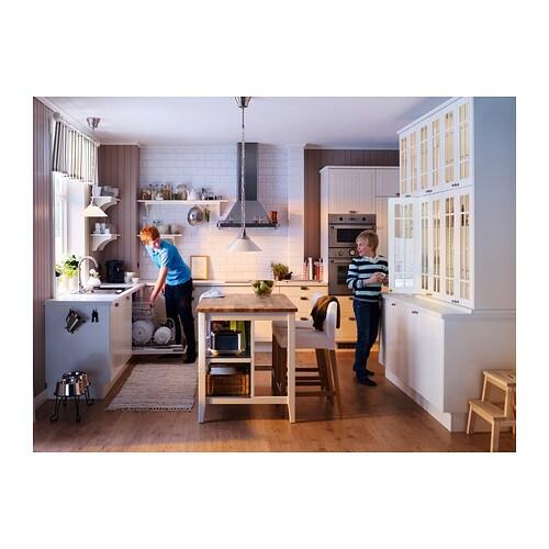 Kitchen Light Fittings Ikea: KROBY Pendant Lamp Nickel-plated/glass