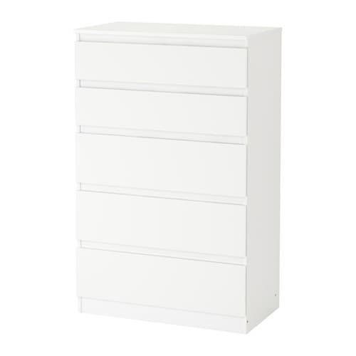 Ikea Kullen Chest Of  Drawers