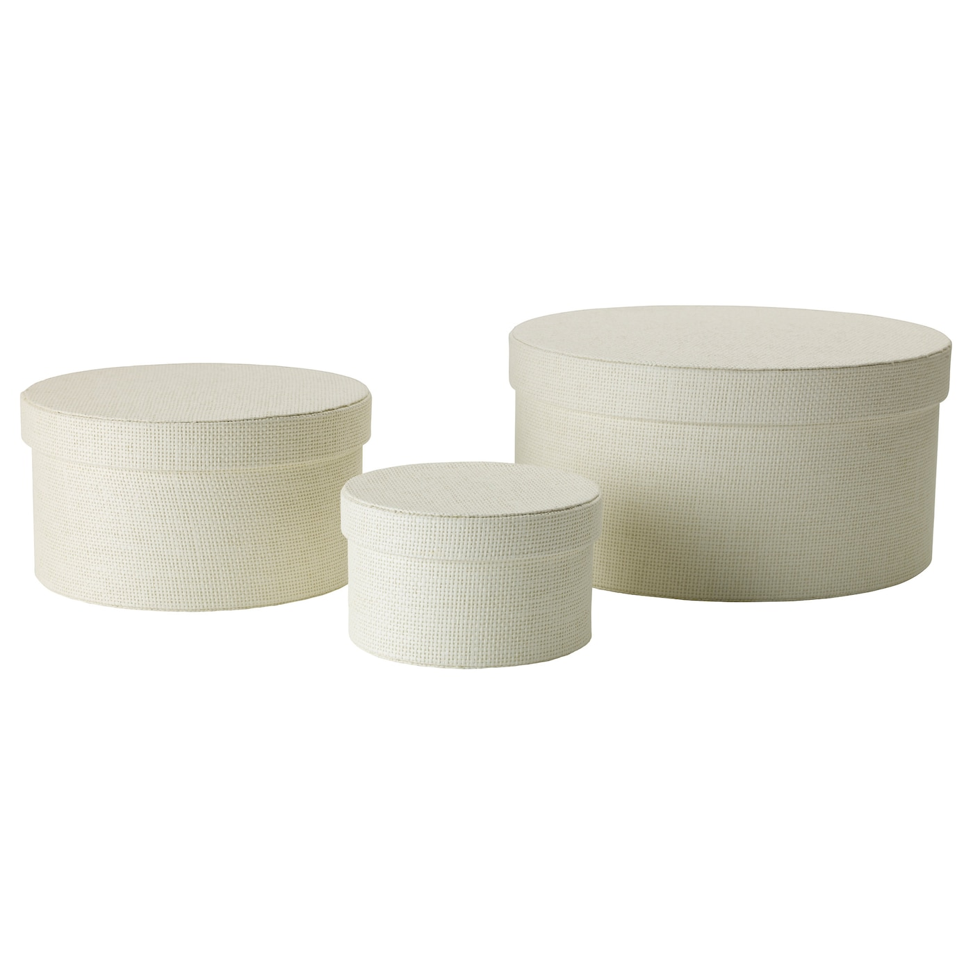 IKEA KVARNVIK box, set of 3