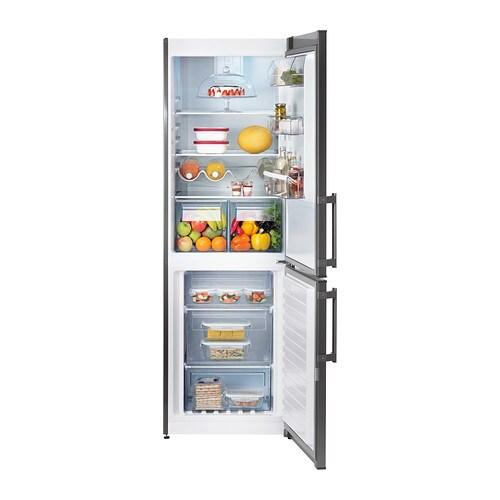 ikea kylig fridge freezer a 5 year guarantee read about. Black Bedroom Furniture Sets. Home Design Ideas