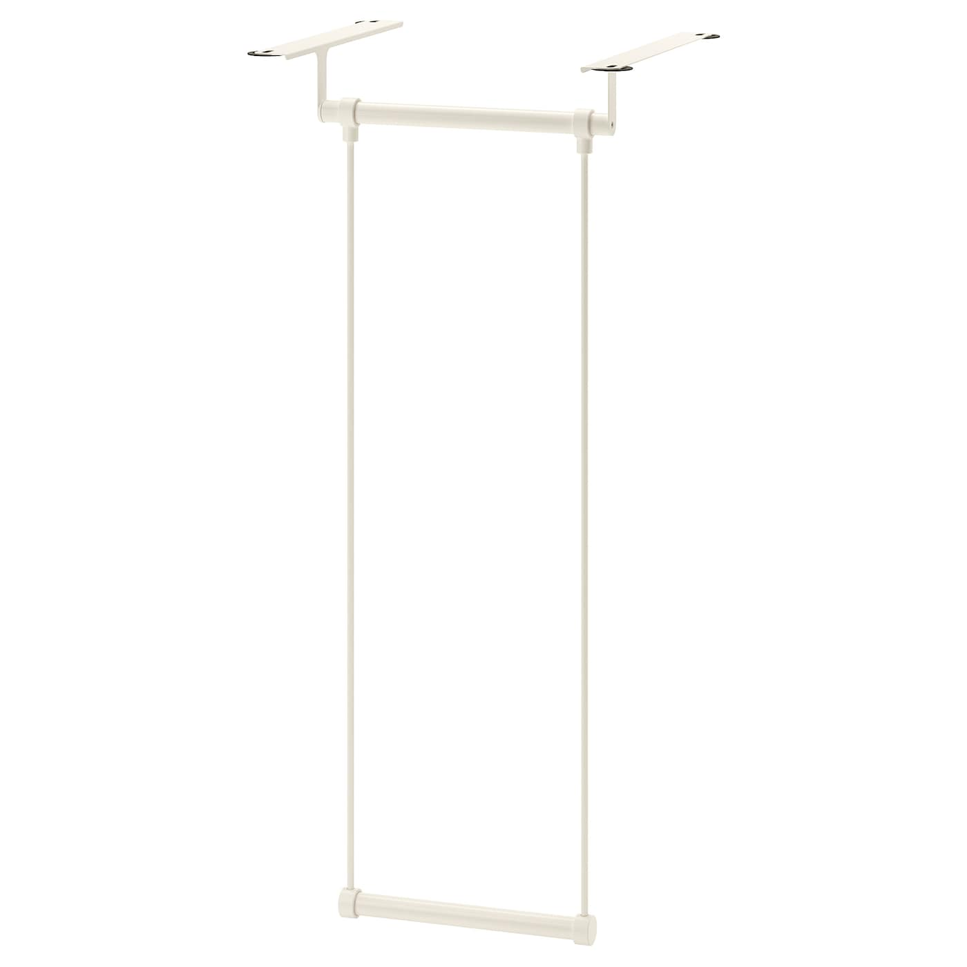 IKEA LÄTTHET clothes rail for frame You get a good overview and can easily reach your clothes.