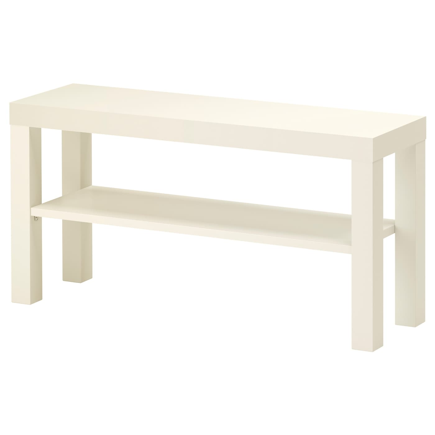 lack tv bench white 90x26 cm ikea. Black Bedroom Furniture Sets. Home Design Ideas