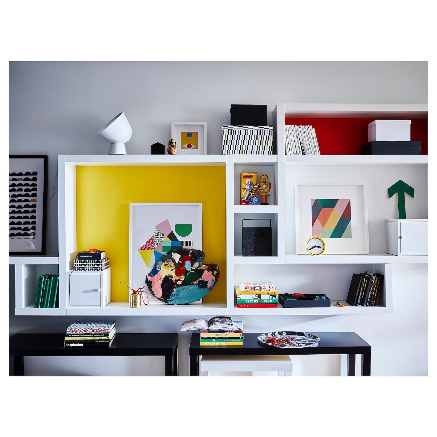 LACK Wall shelf White 110x26 cm IKEA