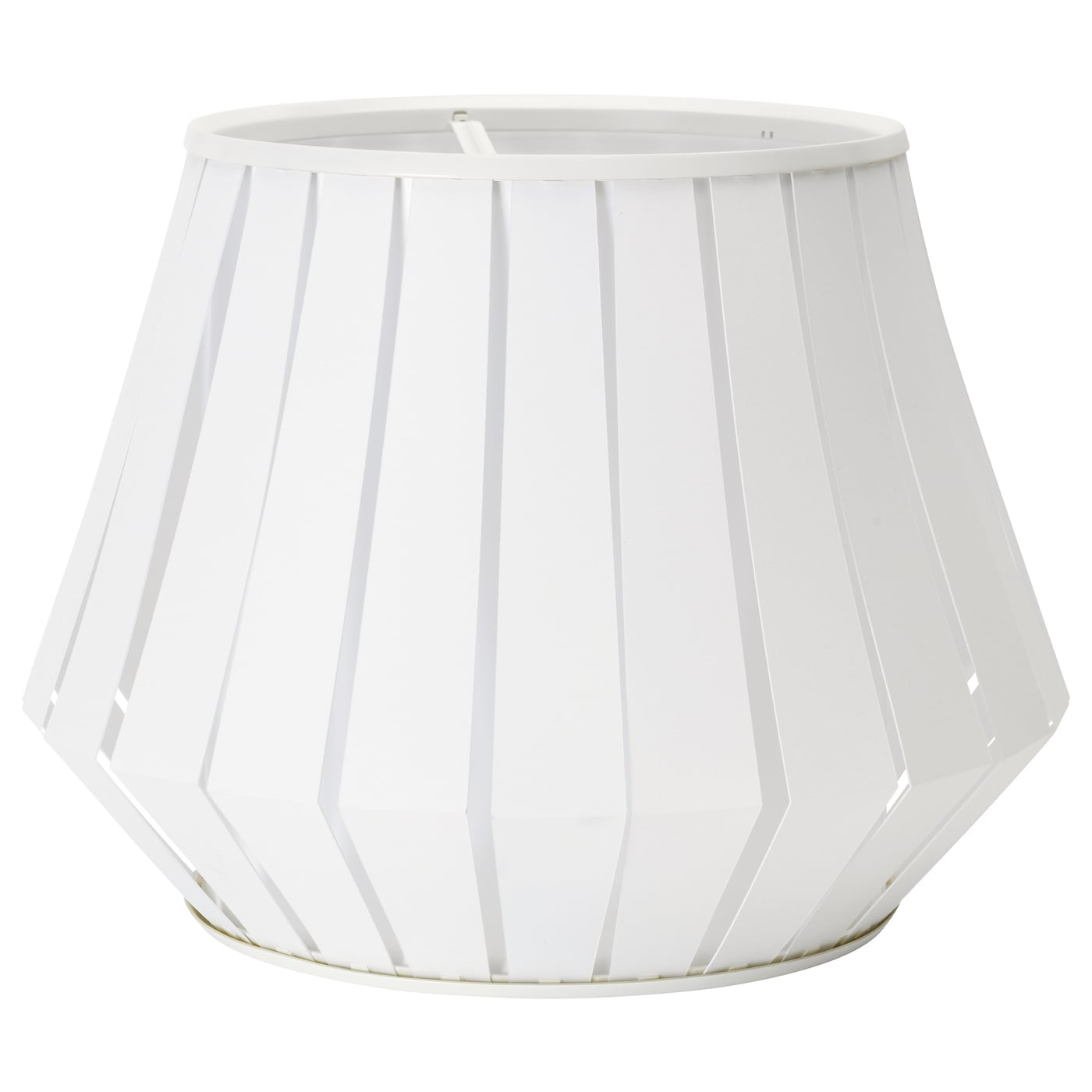 lakheden lamp shade white 55 cm ikea