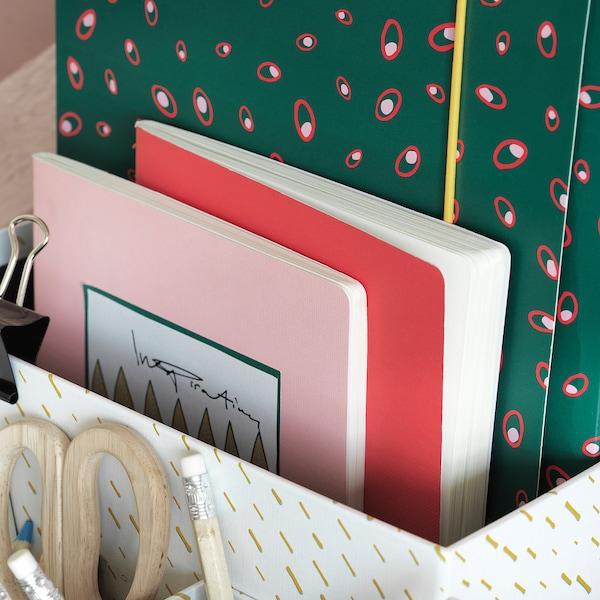 LANKMOJ note-book pink 40 pieces 21.0 cm 14.5 cm 0.5 cm 80 g/m² 2 pack