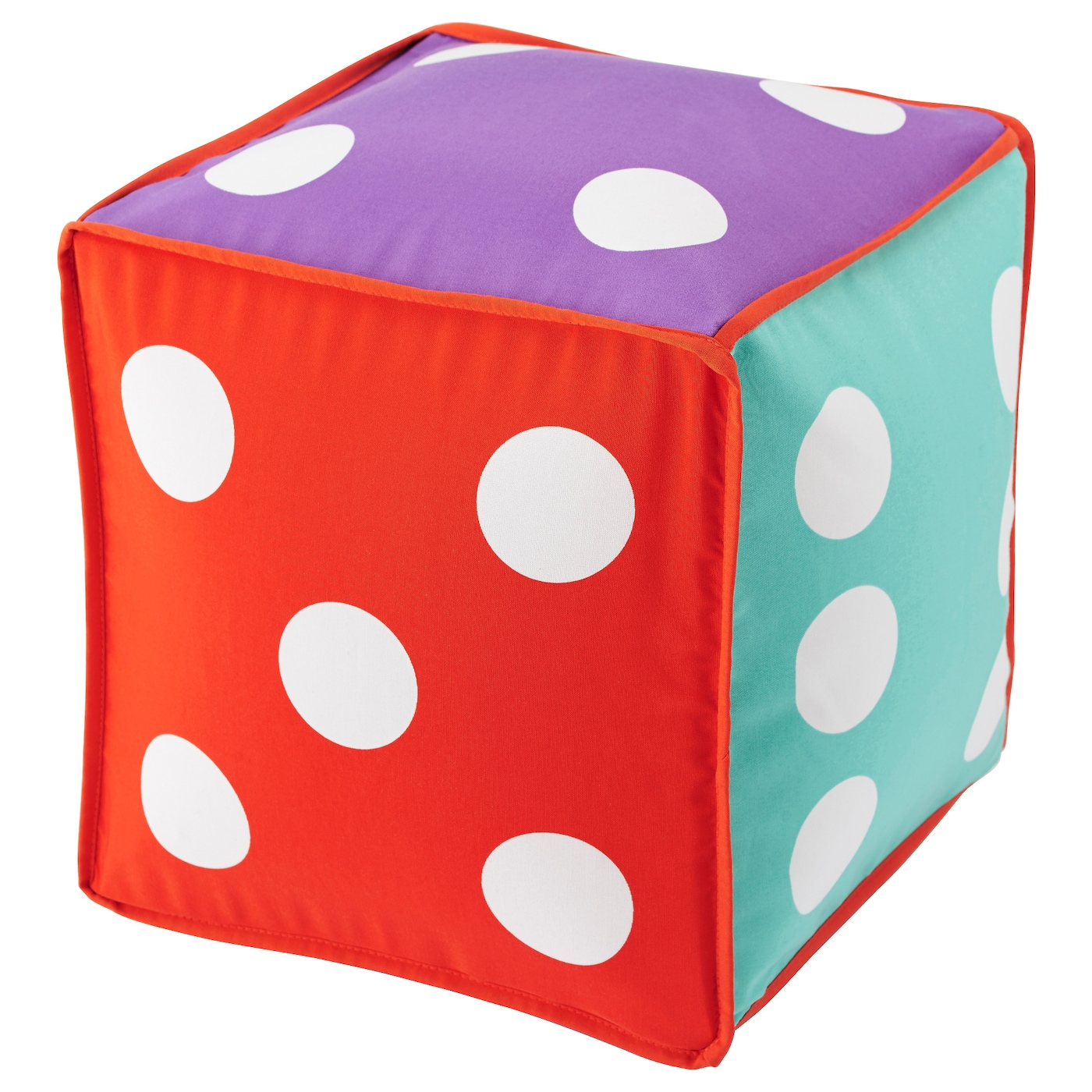IKEA LATTJO dice Light and easy for your child to carry and play with. Easy to fold and store away.