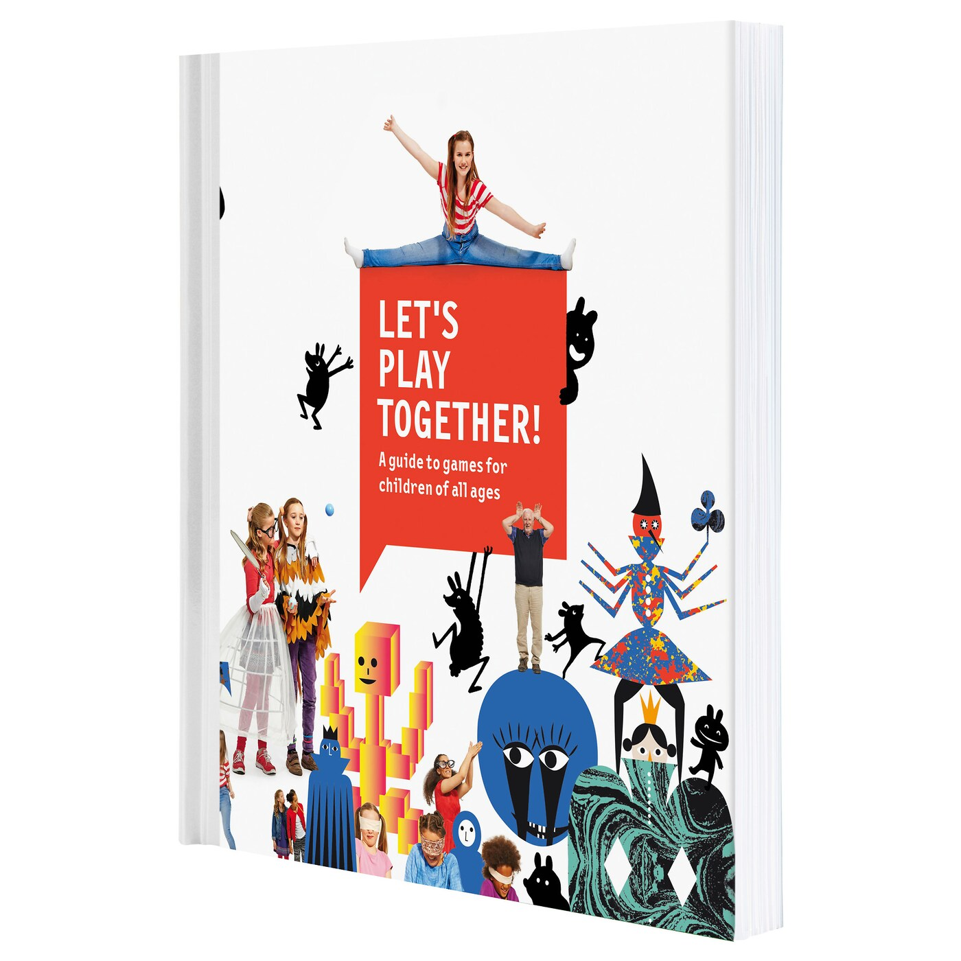 IKEA LATTJO - PLAY TOGETHER book