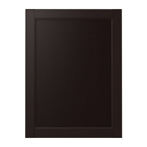 IKEA LAXARBY door The solid wood frame adds stability and makes the door durable and long lasting.