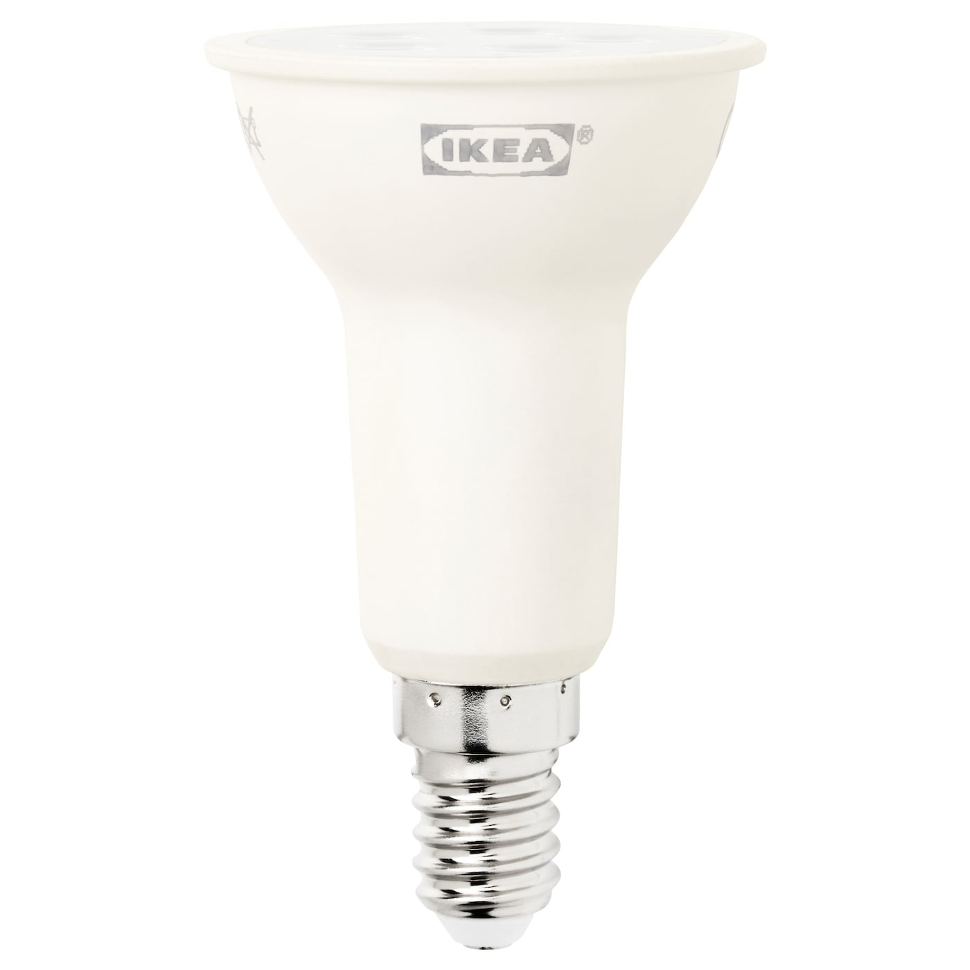 ledare led bulb e14 reflector r50 400lm dimmable ikea. Black Bedroom Furniture Sets. Home Design Ideas