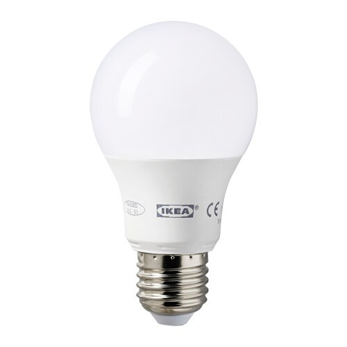 Led light bulbs ikea ireland dublin - Ikea led e27 ...
