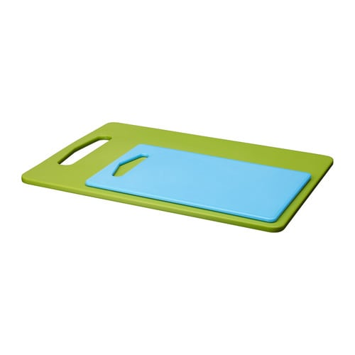 IKEA LEGITIM chopping board, set of 2