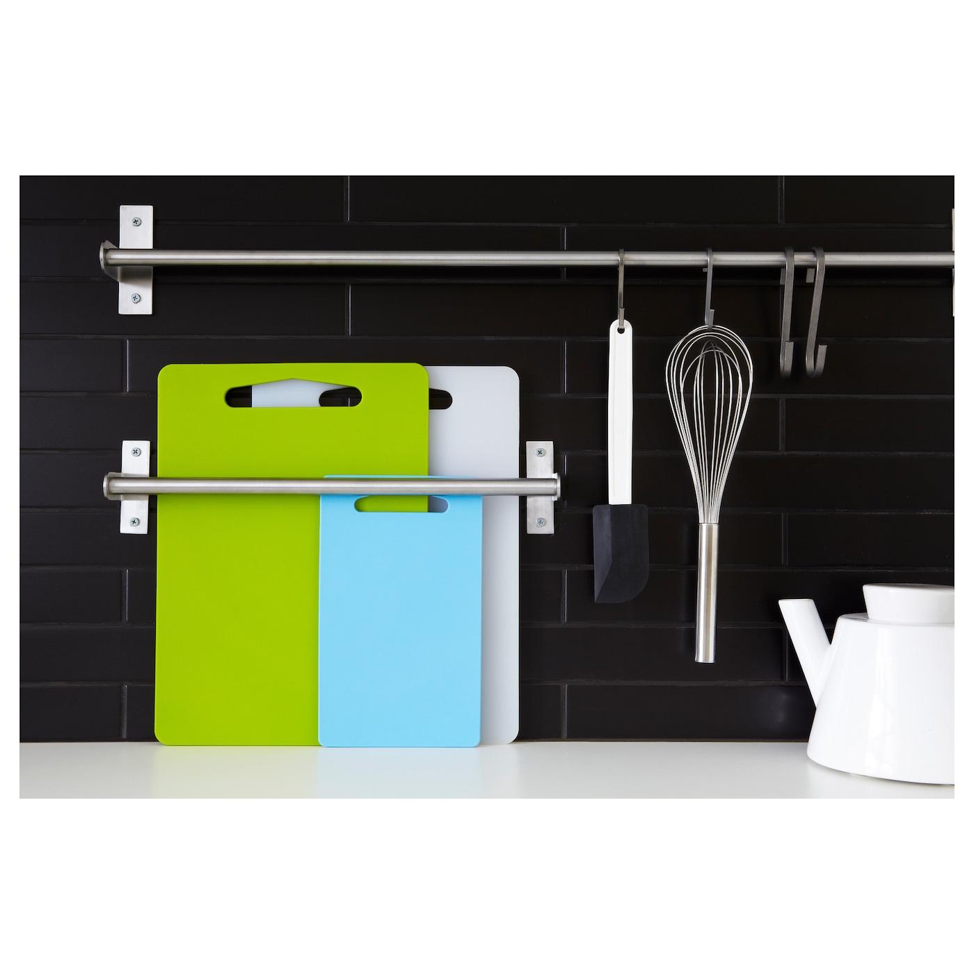 legitim chopping board set of 2 green blue ikea. Black Bedroom Furniture Sets. Home Design Ideas